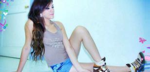 Joa Geraldine sorprende con sus fotos más sensuales