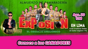 Tu puedes ganar un Box para 8 personas para asistir al Festi Music junto Deyvis Orosco y Explosión de Iquitos