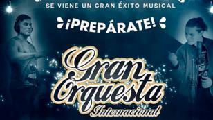 Gran Orquesta Internacional anuncia nuevo lanzamiento