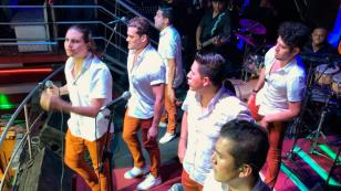 Gran Orquesta Internacional compartió imágenes de su concierto en Huacho (FOTOS)