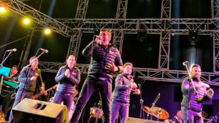 Gran Orquesta Internacional compartió un fragmento de su nueva canción 'Tu Fiesta'