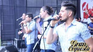 Gran Orquesta Internacional y Deyvis Orosco despedirán el año con harta cumbia