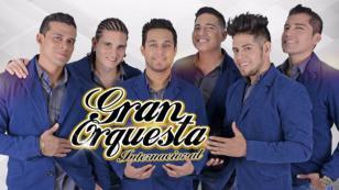 Gran Orquesta Internacional presentó su nueva canción 'Estás pisao'