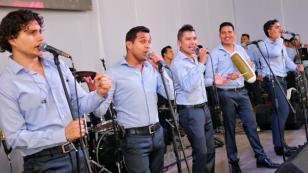 Gran Orquesta Internacional presentó video de su visita a Arequipa
