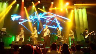 Gran Orquesta participó en 'Gran Cruzada contra la anemia'