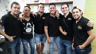 Gran Orquesta presentó su nueva canción 'El amor más grande' en 'Qumbias y Risas' (VIDEO)