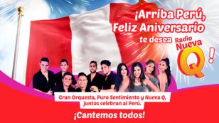 Gran Orquesta Internacional, Puro Sentimiento y Nueva Q se unen para cantarle al Perú [VIDEO]