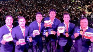 Grupo5 anuncia concierto en Chile por Fiestas Patrias