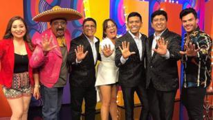 Grupo 5: México baila al ritmo de 'Una noche contigo'
