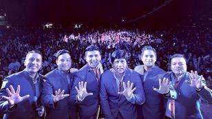 ¡Grupo5 ofrecerá conciertos en Chile!