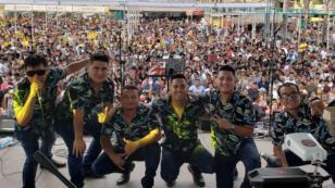 Los Tigres de la Cumbia está trabajando en nuevas canciones