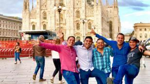 Grupo5 agota entradas en su gira europea