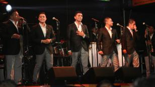 Grupo5, Armonía 10 y Agua Marina pusieron a gozar a fans con la Trilogía de la Cumbia (VIDEO)