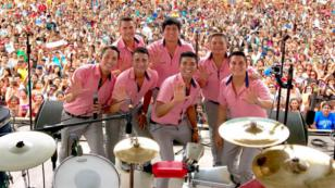 ¡Grupo5 celebró 44 aniversario con multitudinario concierto en Comas! (VIDEO)