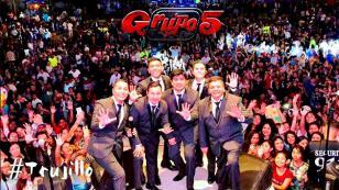 ¡Grupo5 confirmó nuevos conciertos!
