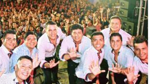 ¡Grupo5 la 'rompió' en Bolivia! Mira aquí un extracto de su concierto (VIDEO)
