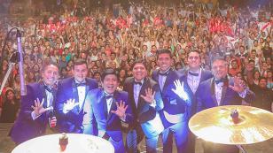 Grupo5 lanzará el video de su concierto en el teatro Gran Rex de Argentina