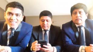Grupo5 prepara dos nuevas canciones (VIDEO)