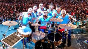 Grupo5 puso a bailar a todos sus fans de Puente Piedra