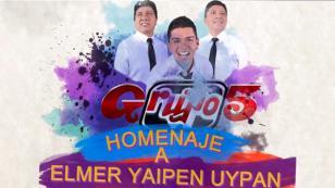 Grupo5 realizará concierto gratuito en homenaje a su fundador Elmer Yaipén