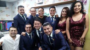 Hermanos Silva estuvo en 'Qumbias y Risas' con Edwin Sierra y Oscar Del Río (VIDEO)