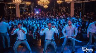 Hermanos Yaipén dieron gran concierto en Bolivia este fin de semana