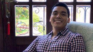 Donnie Yaipén, de los Hermanos Yaipén, cantó versión de 'Color esperanza' en medio de la cuarentena