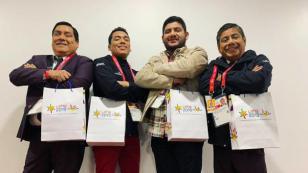 Hermanos Yaipén te invitan a celebrar el Carnaval Blanco y Negro en Chiclayo