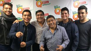 Hermanos Yaipén presentó su nueva canción en 'Qumbias y Risas' de radio Nueva Q (VIDEO)