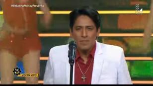 Imitadores de Armonía 10 pusieron a bailar al público de 'Yo Soy' (VIDEO)