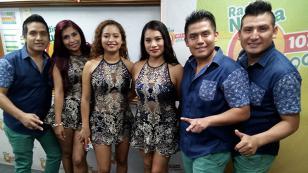 Integrantes de El Encanto de Corazón sufrieron accidente automovilístico