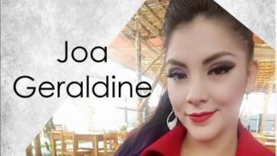 Joa Geraldine es la nueva integrante de Amaya Hermanos