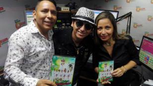 ¡Joe y los chicos jaraneros presentaron su canción 'La chismosa' en Radio Nueva Q!