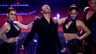 Jonatan Rojas, de la Gran Orquesta Internacional, confirmó que seguirá en 'El artista del año'