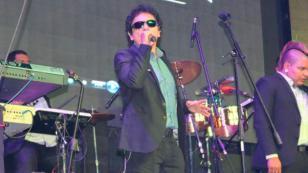 José Arroyo, conocido como El Lobo, fue agredido en concierto (VIDEO)
