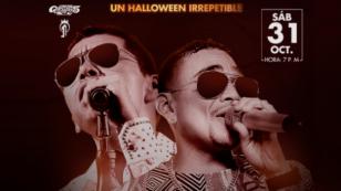 Grupo 5 y Josimar en concierto 'Mano a mano' por Halloween