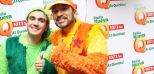 Junior y Ludoviquito de La Familia Peluche presentaron canción versión cumbia