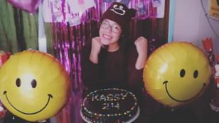 Kassandra Chanamé, de Puro Sentimiento, celebra su 24 cumpleaños