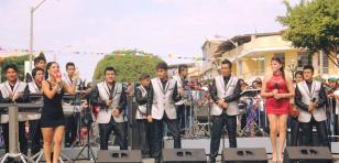 La Única Tropical hizo bailar a Piura con 'Domingos de Fiesta'