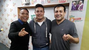 Leonard León interpretó su nueva canción '20 veces' en 'Qumbias y Risas' (VIDEO)