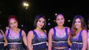 Lesly Águila se reencontró con Thamara Gomez y Estrella Torres