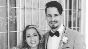 ¡Lo que no viste de la boda de Rodrigo Tapari!