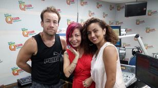 ¡Los actores de 'Ojitos Hechiceros' invitaron, en 'El Show de las Mamis', a no perderse el capítulo de HOY! (VIDEO)