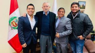 Los Hermanos Yaipén firman otro histórico acuerdo