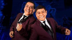 Los Hermanos Yaipén se encontraron con Lucho Paz y Dilbert Aguilar