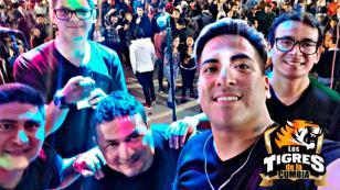 Los Tigres de la Cumbia anunció concierto en Chile