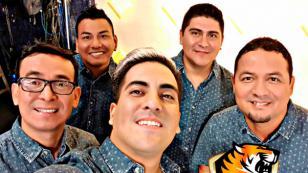 Los Tigres de la Cumbia publicó video con letra de 'Ahí un hombre llora'