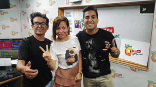 ¡Los Tigres de la Cumbia te enseñan a preparar chaufa en 'El Show de las Mamis'!