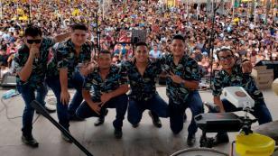 Los Tigres de la Cumbia tocará en La Libertad