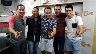 ¡Los Villacorta presentó nuevas canciones en 'Qumbias y Risas'! (VIDEO)